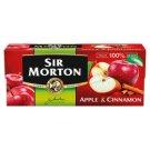 Sir Morton Apple and Cinnamon Flavoured Fruit Tea 20 Tea Bags 35 g
