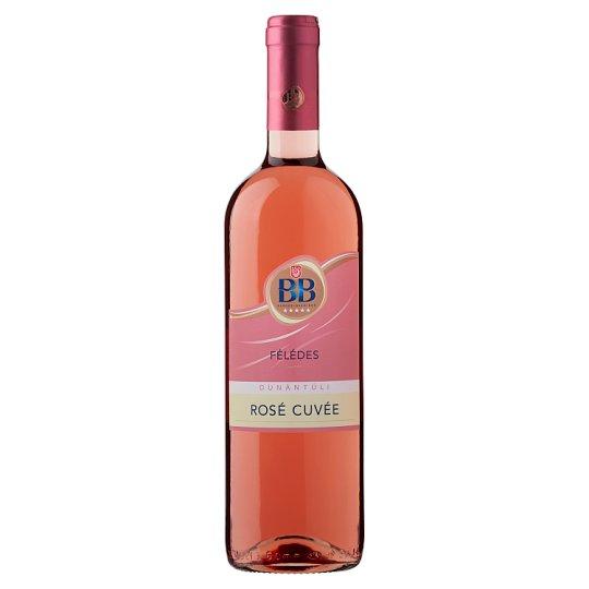 BB Dunántúli Rosé Cuvée félédes rosébor 0,75 l