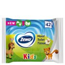 Zewa Kids Moist Toilet Tissue 42 pcs