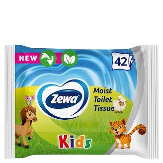 Zewa Kids Moist Toilet Tissue 42 pcs