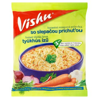 Vishu Chicken Flavoured Instant Soup with Pasta 60 g