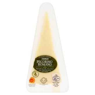 Tesco Pecorino Romano félzsíros, kemény sajt 170 g