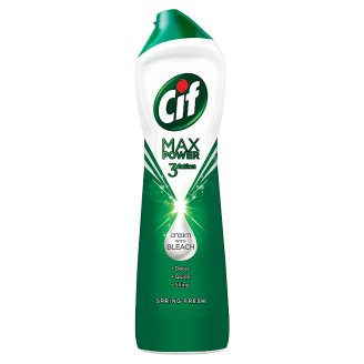 CIF Max Power Súrolókrém Spring Fresh 450 ml