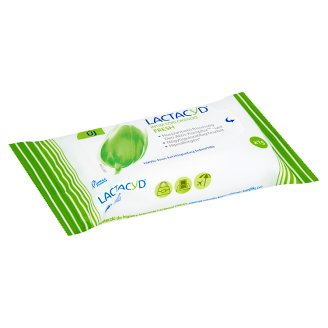 Lactacyd Fresh Intimate Cleansing Wipes 15 pcs