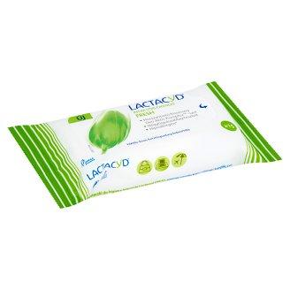 Lactacyd Fresh intim törlőkendő 15 db