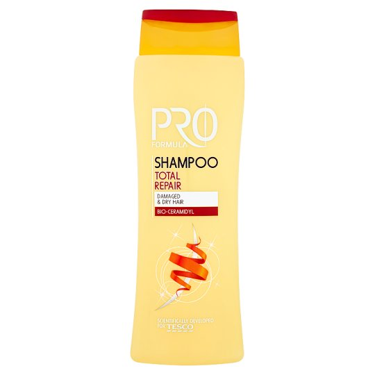 Tesco Pro Formula Total Repair sampon 400 ml