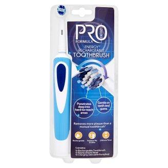 Tesco Pro Formula Energy Rechargeable Toothbrush
