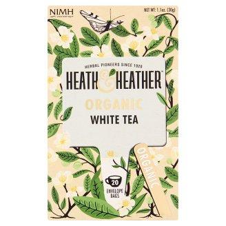 Heath & Heather BIO fehér tea 20 filter 30 g