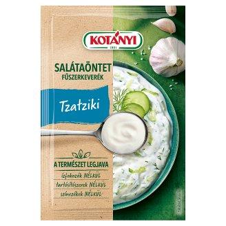 Kotányi Tsatsiki salátaöntet fűszerkeverék joghurttal 13 g