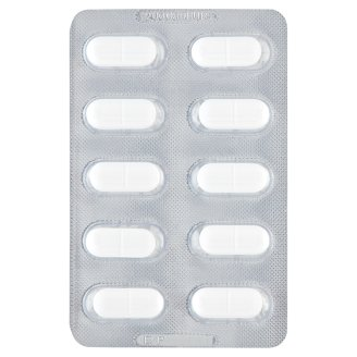 Vitamintár Calcium 500 mg Dietary Supplement Film-Coated Tablets 10 pcs 14,05 g
