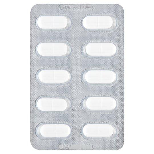 Vitamintár Kalcium 500 mg étrend-kiegészítő filmtabletta 10 db 14,05 g