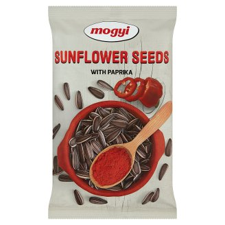 Mogyi Sunflower Seeds with Paprika 140 g