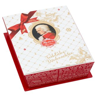 Reber Mozart Kugeln Pralines in Dark and Milk Chocolate 6 pcs 120 g