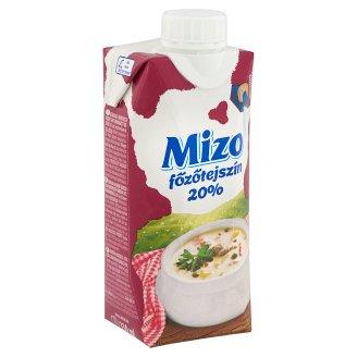 Mizo UHT Cooking Cream 20% 330 ml