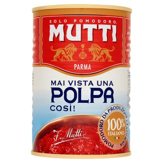 Mutti Chopped Tomato 400 g