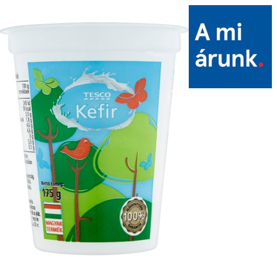 Tesco Cultured Milk Product 175 g