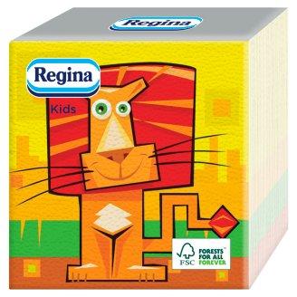 Regina szalvéta 1 rétegű 30 x 29 cm 45 db