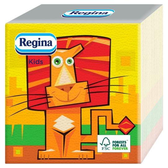 Regina Napkins 1 Ply 30 x 29 cm 45 pcs