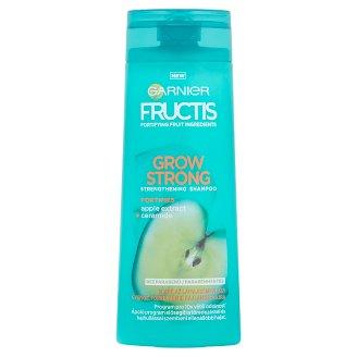 Garnier Fructis Grow Strong sampon gyenge, töredezésre hajlamos hajra 250 ml