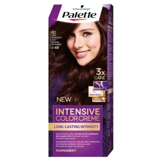 Schwarzkopf Palette Intensive Color Creme Intense Cream Hair Colorant 3-68 Dark Mahogany (R2)