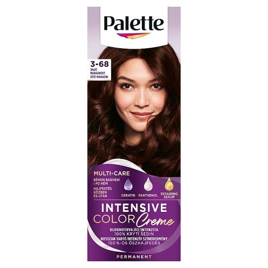 Schwarzkopf Palette Intensive Color Creme Intense Cream Hair Colorant 3-68 Dark Mahogany (R2)