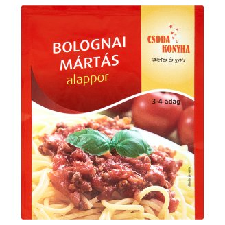 Csoda Konyha bolognai mártás alappor 47 g