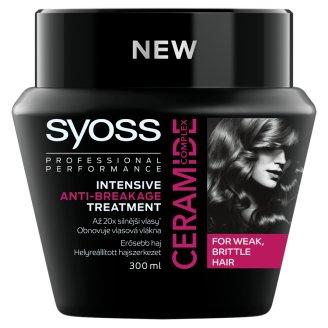 Syoss Ceramide Komplex hajpakolás gyenge, törékeny hajra 300 ml