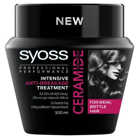 Syoss Ceramide Komplex Intensive Anti-Breakage Treatment for Weak, Brittle Hair 300 ml