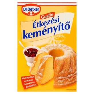 Dr. Oetker Gustin Fine Food Starch 250 g