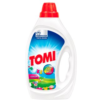 Tomi Max Power Color Liquid Detergent 20 Washes 1 l