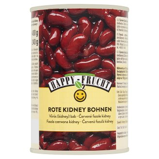 Happy Frucht Red Kidney Beans in Salty Juice 400 g