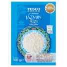 "Tesco ""A"" Quality Jasmine Rice in Cooking Bag 4 x 125 g"