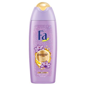 Fa Magic Oil tusfürdő lila orchidea illattal 400 ml
