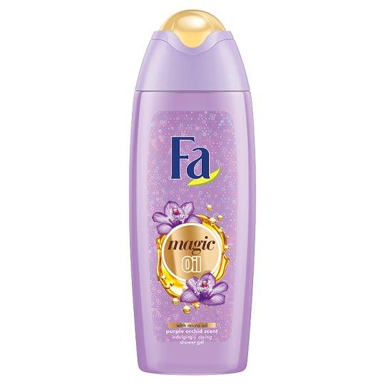 Fa Magic Oil Purple Orchid Shower Gel 400 ml