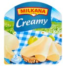 Milkana Creamy Lactose-Free, High-Fat, Semi-Hard Sliced Cheese 100 g