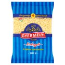 Gyermelyi Small Shell Dry Pasta with 4 Eggs 500 g