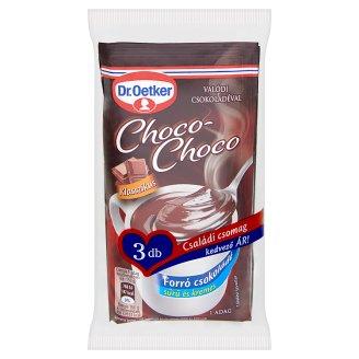 Dr. Oetker Choco-Choco klasszikus forró csokoládé italpor 3 x 34 g