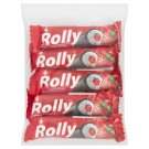 Rolly Strawberry Flavoured Chilled Dessert 5 x 30 g
