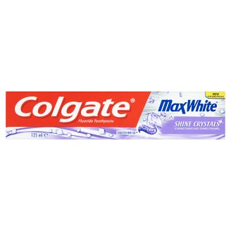Colgate MaxWhite Shine Crystals Toothpaste 125 ml