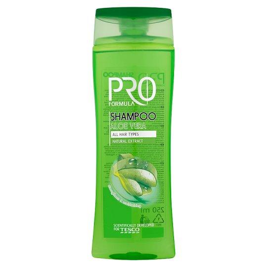 Tesco Pro Formula Aloe Vera sampon 250 ml