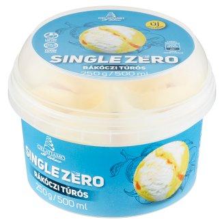 Gelatiamo Single Zero Rákóczi túrós jégkrém 250 g