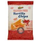 Sam Mills gluténmentes chilis ízesítésű tortilla chips 125 g