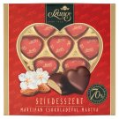 Szamos Sweet Heart Almond Marzipan Covered with Chocolate 10 pcs 130 g