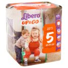 Libero Up&Go 5 10-14 kg Nappies 22 pcs