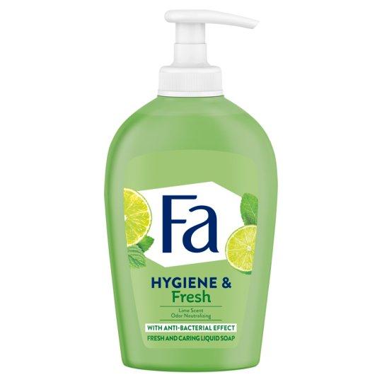 Fa Hygiene & Fresh Lime Liquid Soap 250 ml