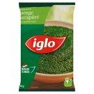 Iglo Quick-Frozen Fresh Spinach Puree 450 g