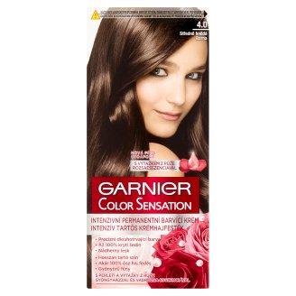 Garnier Color Sensation 4.0 Barna intenzív tartós krémhajfesték