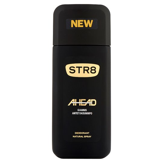 STR8 Ahead Deodorant Natural Spray 85 ml