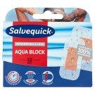 Salvequick Aqua Block Waterproof Plaster 12 pcs
