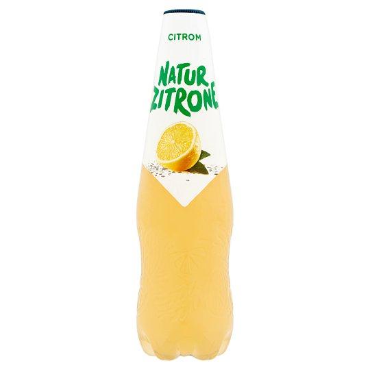 Natur Zitrone Non-Alcoholic Lemon Flavoured Carbonated Drink 500 ml PET Bottle